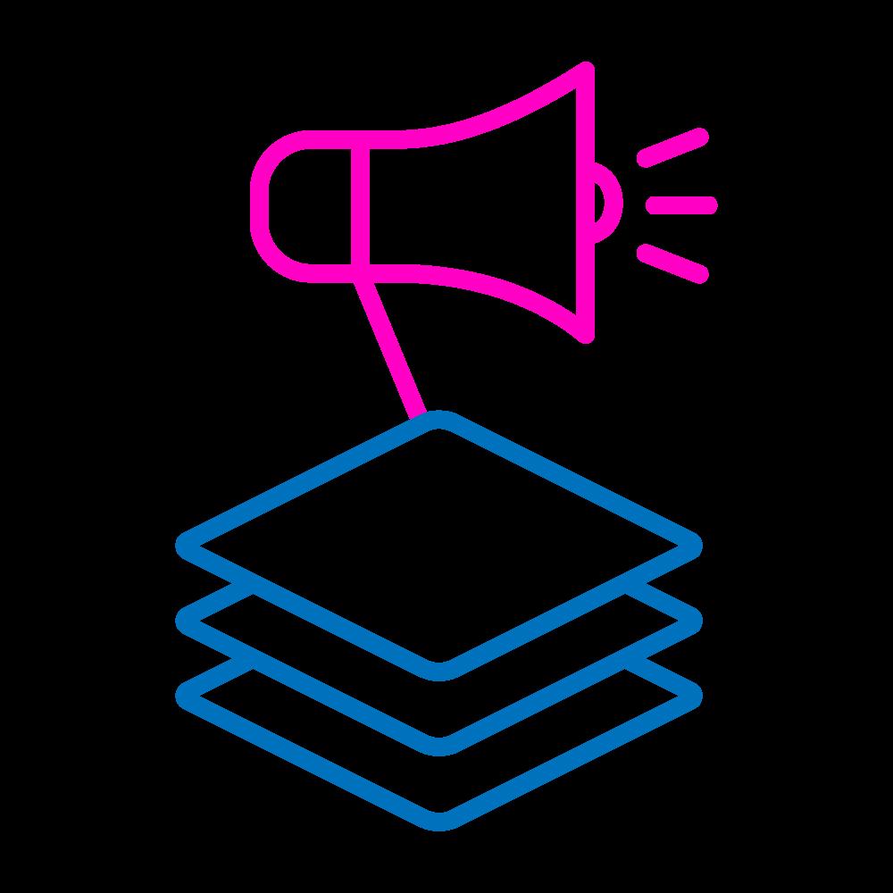 icon print support de communication