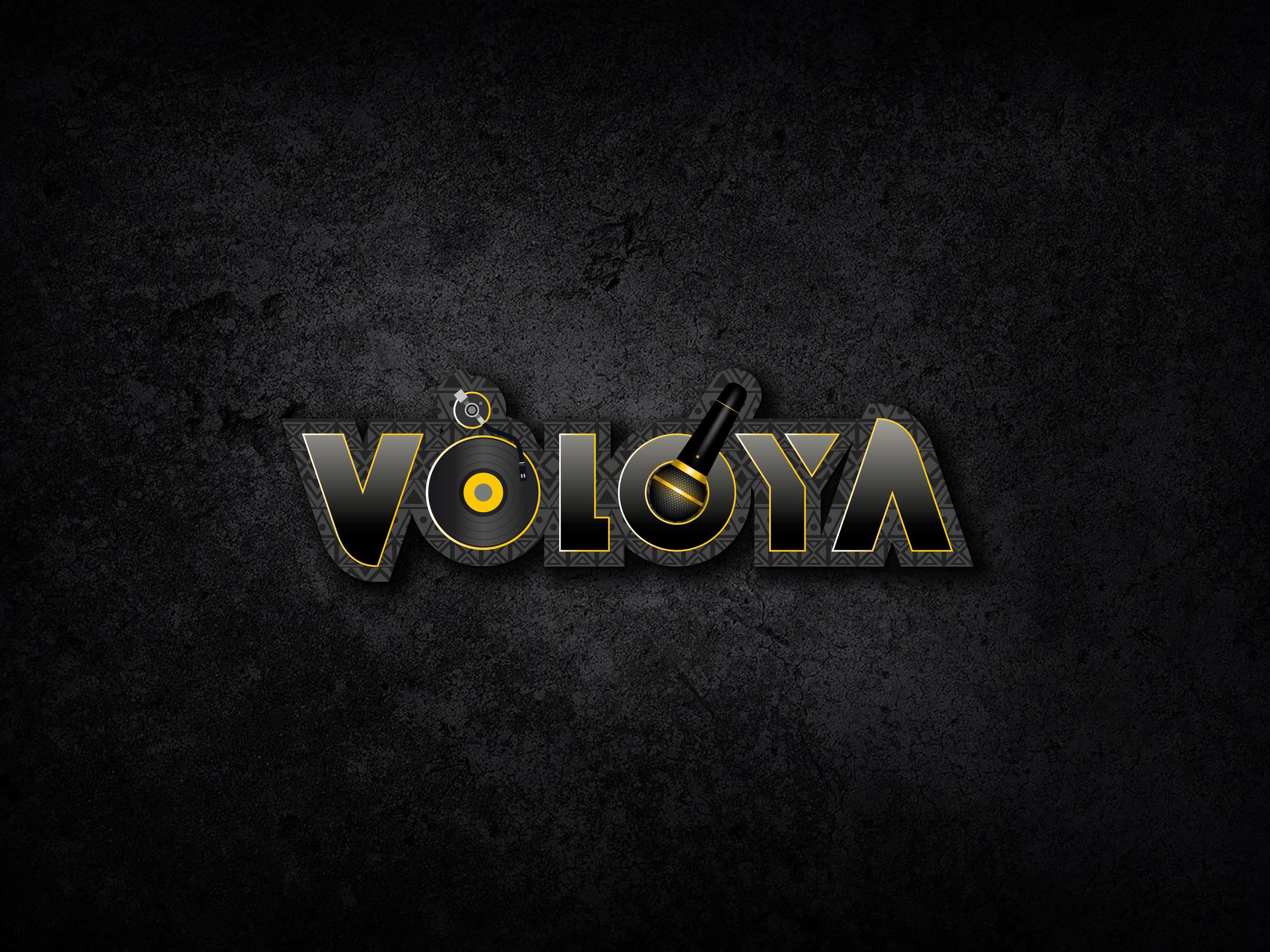 image logo pour voloya entertainment conception d'identité visuelle par ismacom